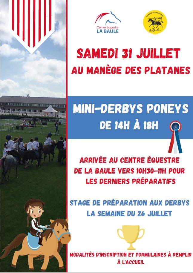 Mini-Derbys